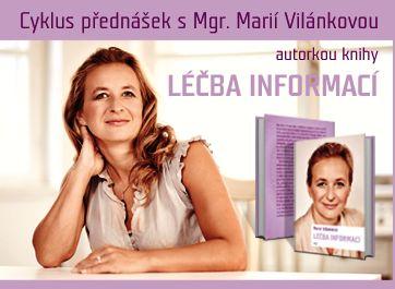 Cyklus přednášek s Mgr. Marií Vilánkovou